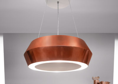 Extractor lamp extractor fan get an impression model 2027 koperkleur aloadofball Choice Image